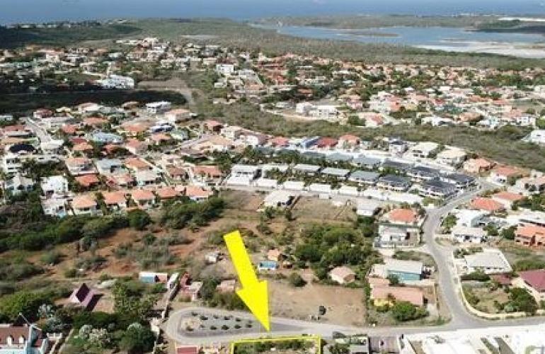 Kavel Brakkeput Abou 11a Curacao