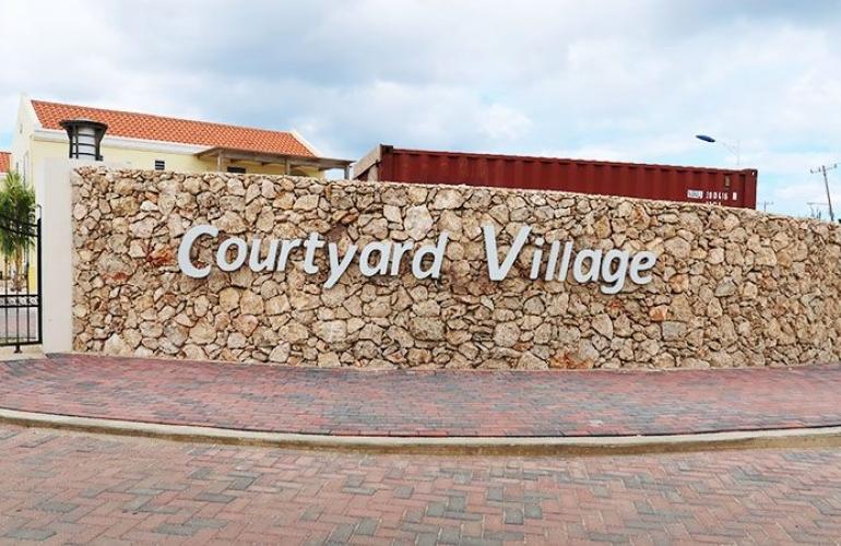 Courtyard Village I-1 - first floor