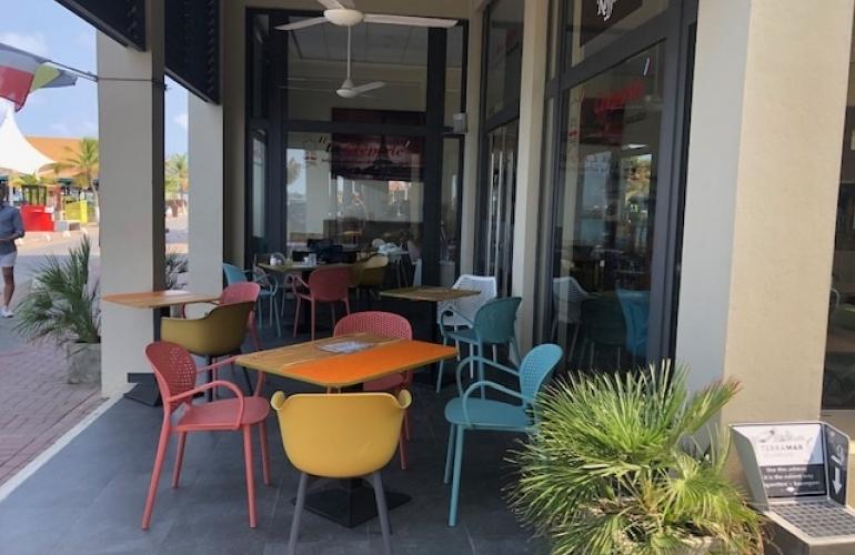 La Creperie Oceanfront  Restaurant