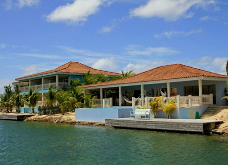 Ocean Breeze Villa 4 Bonaire Real Estate